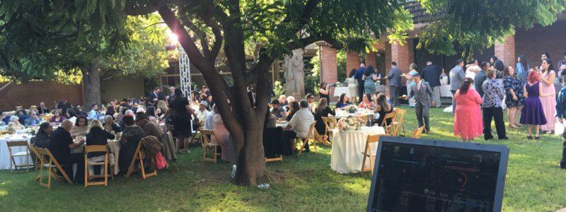 Wedding Time! @ Pasadena, CA