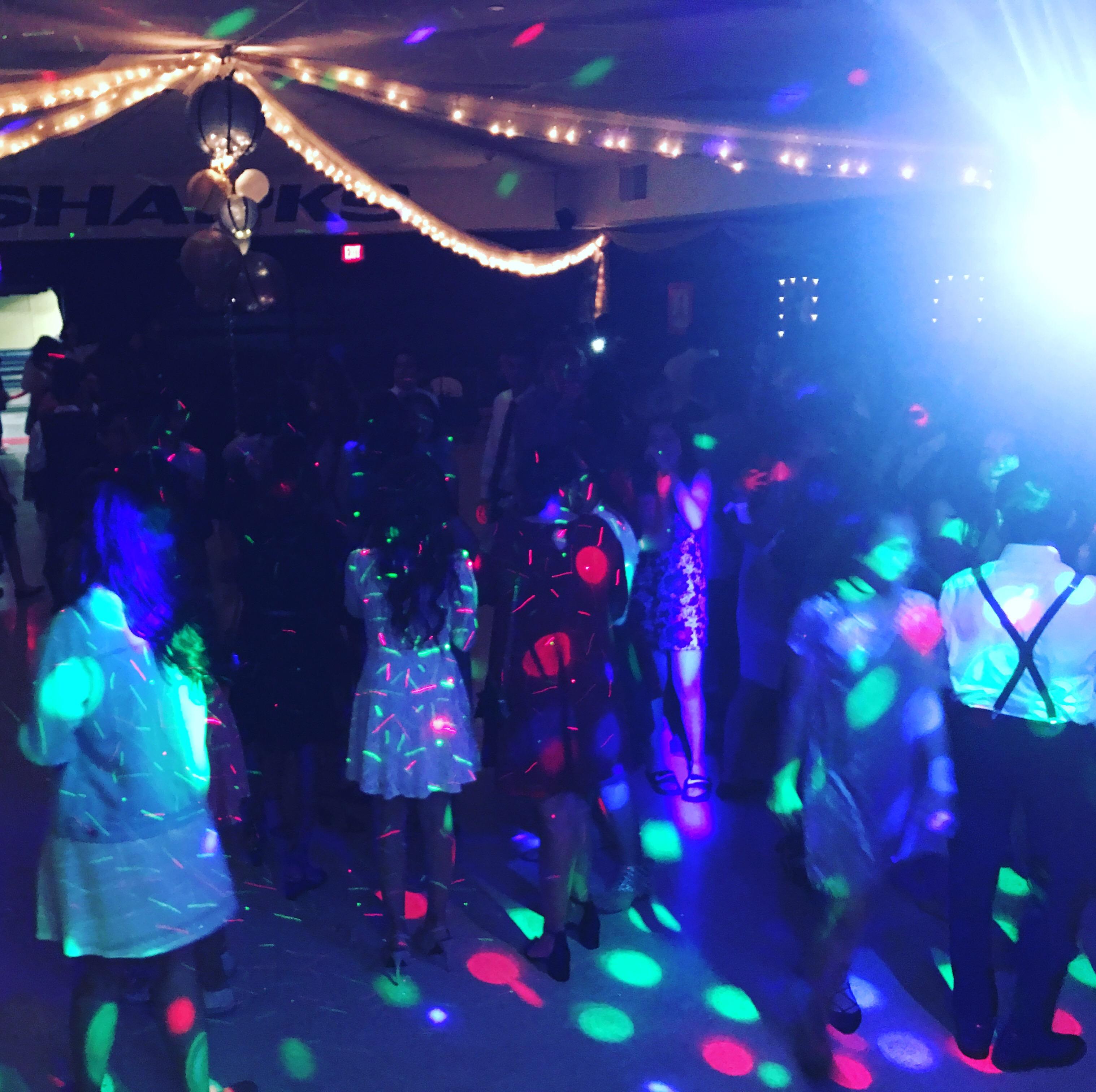 8th Grade School Dance @ West Covina, CA