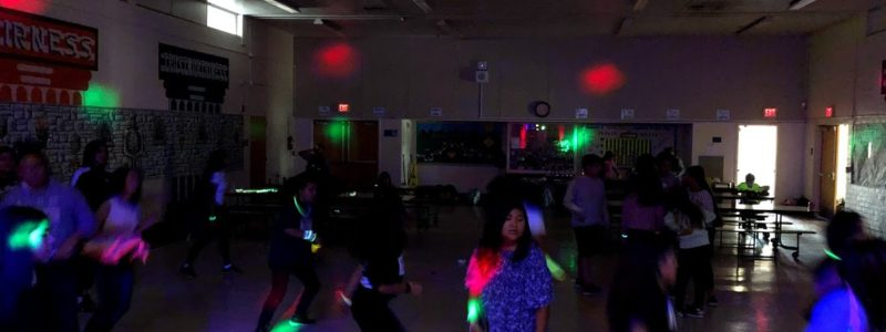 6th – 8th School Dance