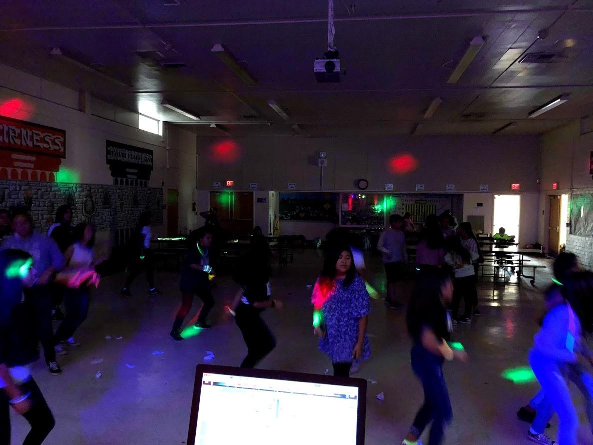 6th – 8th School Dance
